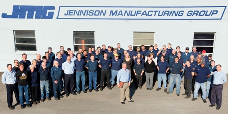 Jennison Manufacturing Group