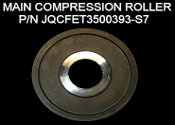 Main Compression Roller